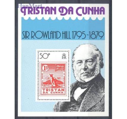 Znaczek Tristan da Cunha 1979 Mi bl 10 Czyste **