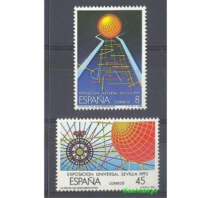 Hiszpania 1988 Mi 2818-2819 Czyste **