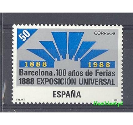 Hiszpania 1988 Mi 2831 Czyste **