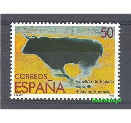 Znaczek Hiszpania 1988 Mi 2833 Czyste **