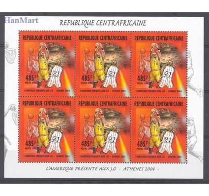 Znaczek Republika Środkowoafrykańska 2004 Mi ark 2900 Czyste **
