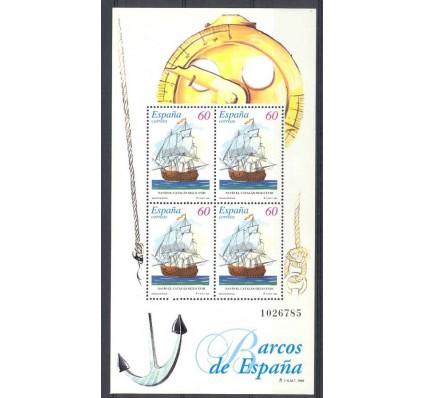 Hiszpania 1996 Mi bl 63 Czyste **