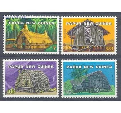 Znaczek Papua Nowa Gwinea 1976 Mi 306-309 Czyste **