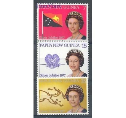 Znaczek Papua Nowa Gwinea 1977 Mi 321-323 Czyste **