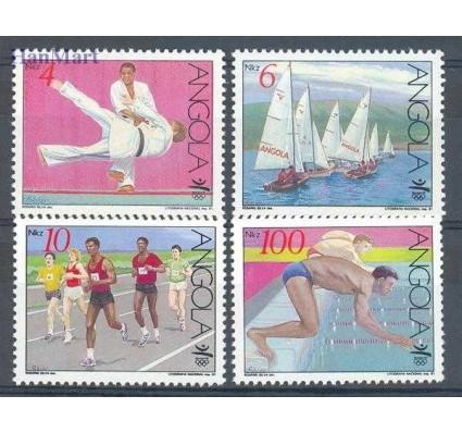 Znaczek Angola 1991 Mi 859-862 Czyste **