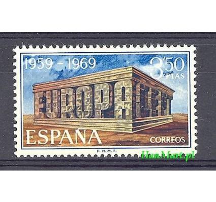 Znaczek Hiszpania 1969 Mi 1808 Czyste **