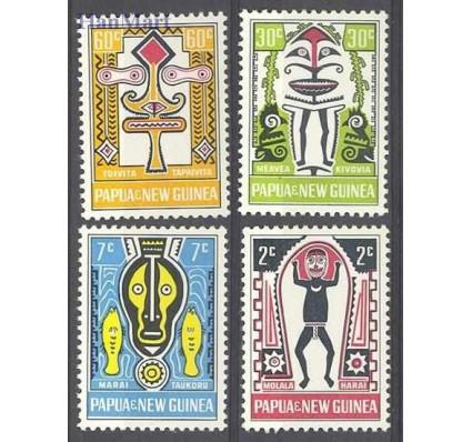 Papua Nowa Gwinea 1966 Mi 95-98 Czyste **