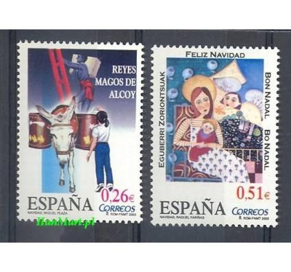 Hiszpania 2003 Mi 3893-3894 Czyste **