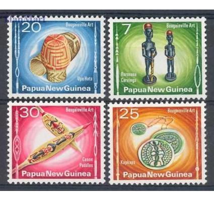 Znaczek Papua Nowa Gwinea 1976 Mi 302-305 Czyste **