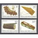 Papua Nowa Gwinea 1969 Mi 167-170 Czyste **
