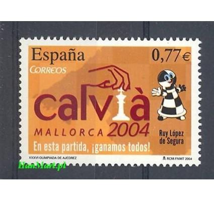 Znaczek Hiszpania 2004 Mi 3936 Czyste **
