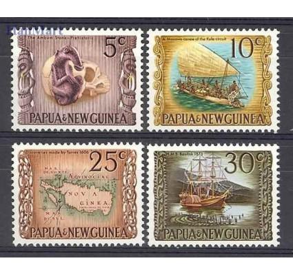 Znaczek Papua Nowa Gwinea 1970 Mi 171-174 Czyste **