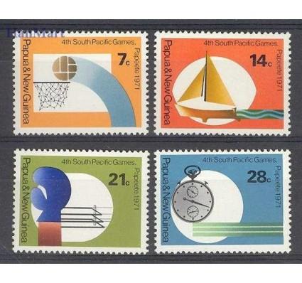 Znaczek Papua Nowa Gwinea 1971 Mi 203-206 Czyste **