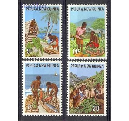 Papua Nowa Gwinea 1971 Mi 207-210 Czyste **