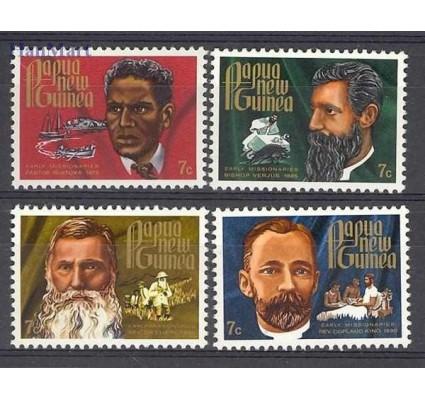 Znaczek Papua Nowa Gwinea 1972 Mi 230-233 Czyste **