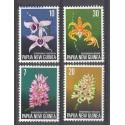 Papua Nowa Gwinea 1974 Mi 275-278 Czyste **