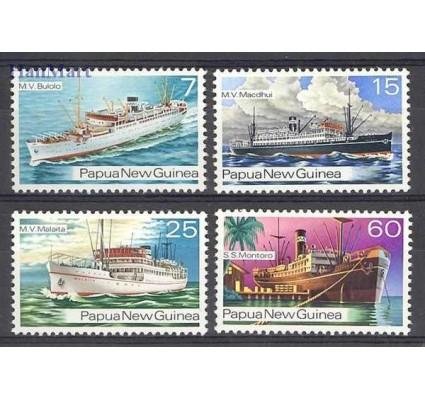 Znaczek Papua Nowa Gwinea 1976 Mi 298-301 Czyste **