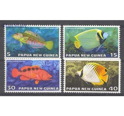 Znaczek Papua Nowa Gwinea 1976 Mi 315-318 Czyste **