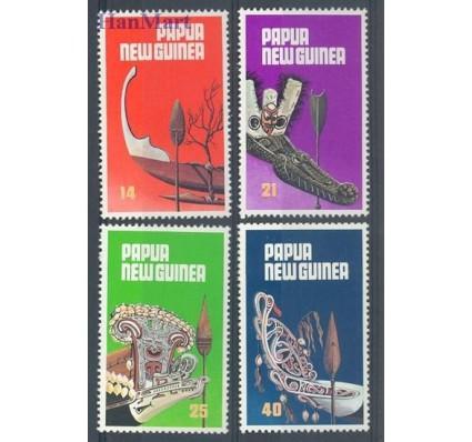 Znaczek Papua Nowa Gwinea 1979 Mi 364-367 Czyste **