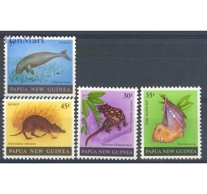 Znaczek Papua Nowa Gwinea 1980 Mi 398-401 Czyste **