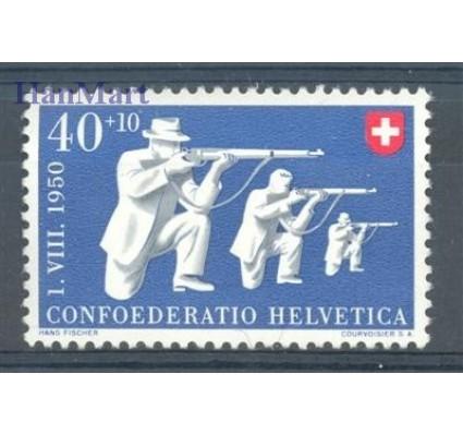 Znaczek Szwajcaria 1950 Mi 549 Czyste **