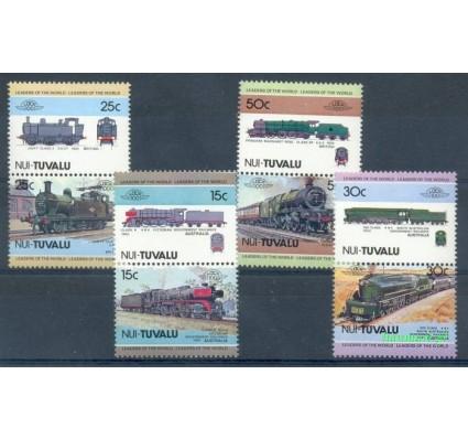 Znaczek Tuvalu 1984 Mi 1-8 Czyste **