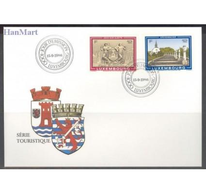 Luksemburg 1986 Mi 1160-1161 FDC