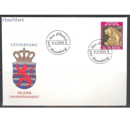 Znaczek Luksemburg 1989 Mi 1217 FDC