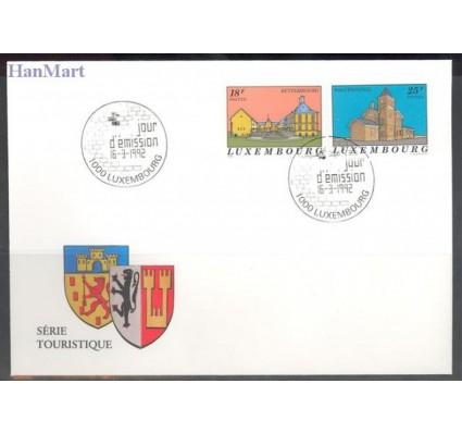 Luksemburg 1992 Mi 1291-1292 FDC