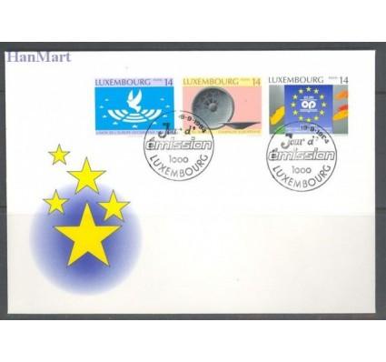 Znaczek Luksemburg 1994 Mi 1346-1348 FDC
