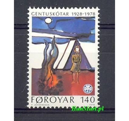 Wyspy Owcze 1978 Mi 41 Czyste **