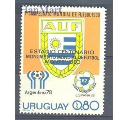 Znaczek Urugwaj 1979 Mi 1537 Czyste **
