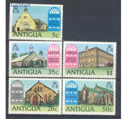 Znaczek Antigua i Barbuda 1975 Mi 368-372 Czyste **