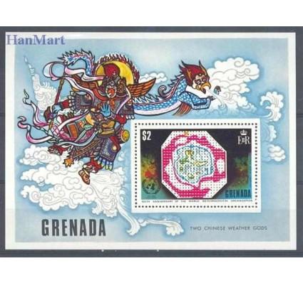 Znaczek Grenada 1973 Mi bl 28 Czyste **
