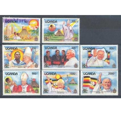 Znaczek Uganda 1993 Mi 1191-1198 Czyste **