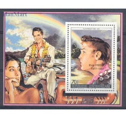Republika Środkowoafrykańska 1987 Mi bl 427 Czyste **