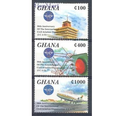 Znaczek Ghana 1994 Mi 2112-2114 Czyste **