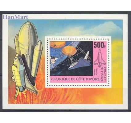 Znaczek Wybrzeże Kości Słoniowej 1981 Mi bl 17 Czyste **