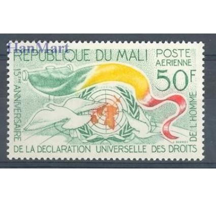 Znaczek Mali 1963 Mi 77 Czyste **
