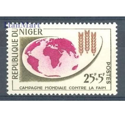 Znaczek Niger 1963 Mi 30 Czyste **