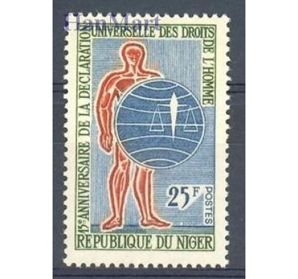 Niger 1963 Mi 58 Czyste **
