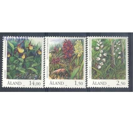 Znaczek Wyspy Alandzkie 1989 Mi 33-35 Czyste **