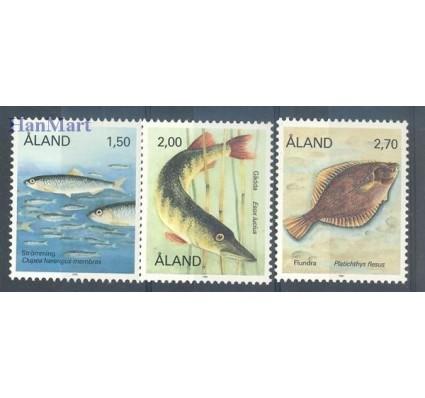 Wyspy Alandzkie 1990 Mi 38-40 Czyste **