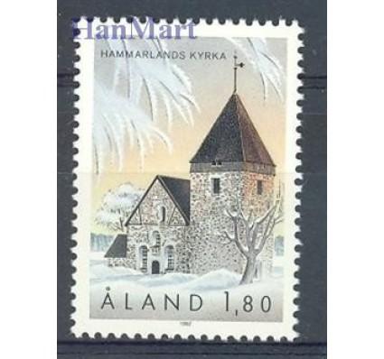Znaczek Wyspy Alandzkie 1992 Mi 64 Czyste **