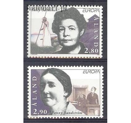 Znaczek Wyspy Alandzkie 1996 Mi 113-114 Czyste **