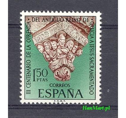 Znaczek Hiszpania 1969 Mi 1814 Czyste **