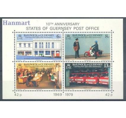 Znaczek Guernsey 1979 Mi bl 2 Czyste **