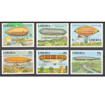Liberia 1978 Mi 1054-1059 Czyste **