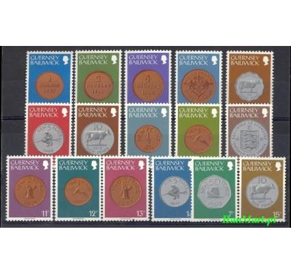 Guernsey 1979 Mi 173-188 Czyste **