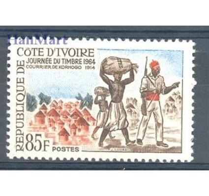 Znaczek Wybrzeże Kości Słoniowej 1964 Mi 277 Czyste **